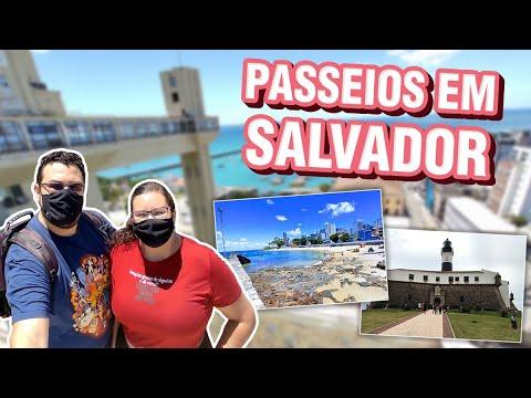 O que fazer em SALVADOR? 7 Passeios IMPERDÍVEIS na capital Baiana!