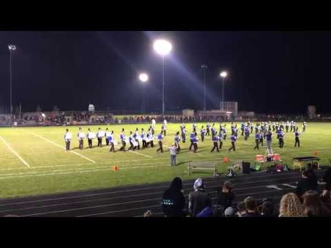 Howards Grove High School Marching Band 2017