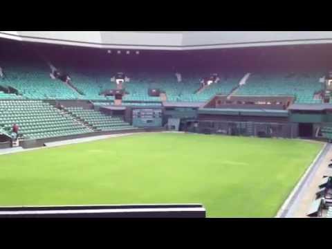 Wimbledon Centre Court - The Tour