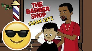 The Barbershop: Clean Cutz 💈💈✂️