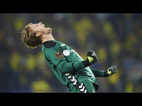 Sejren over AaB set fra Rønnows plads | brondby.com