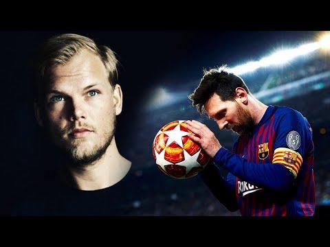Lionel Messi - Heaven (Avicii Tribute) | Skills & Goals | 2019 HD