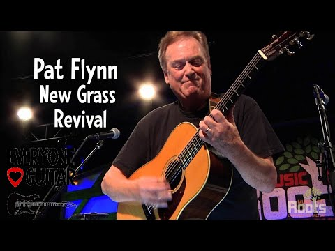Pat Flynn Interview - New Grass Revival, Leon Russell, Bela Fleck  - Everyone Loves Guitar #153