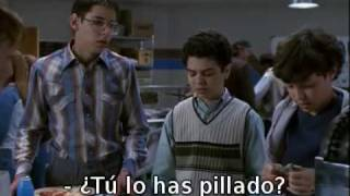 "Freaks & Geeks - 1x05 - ""Tests and Breasts"" (1/5) [Subtitulos]"