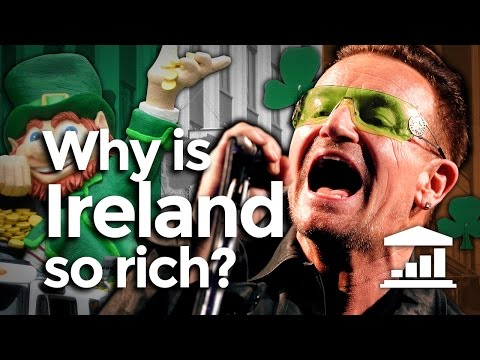 How did IRELAND step out of POVERTY? - VisualPolitik EN