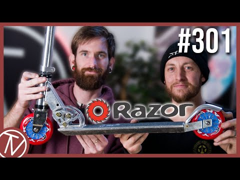Custom Razor Scooter!! (#301) │ The Vault Pro Scooters