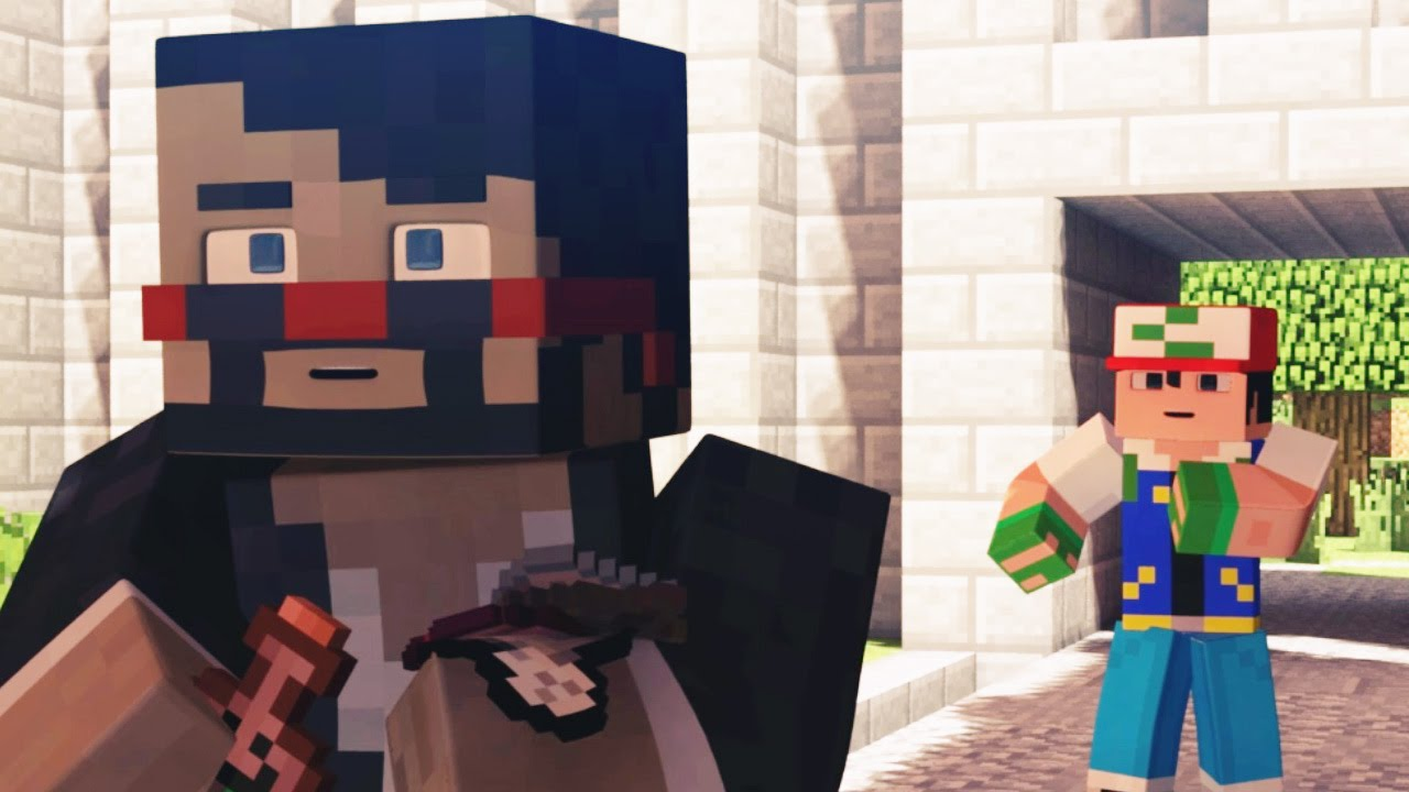 Death By Force Field – Mianite Highlight (Minecraft Animation)
