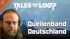 Tales from the Loop - Über den Deutschlandband