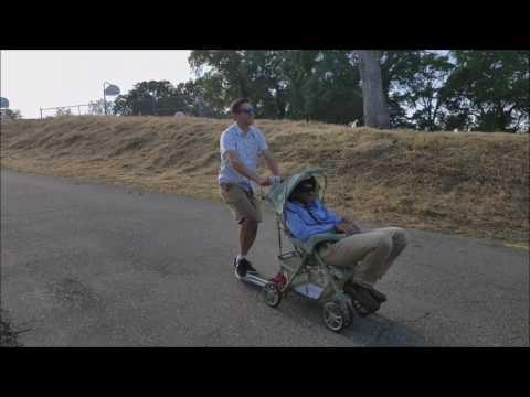 Scooter Mom Stroller