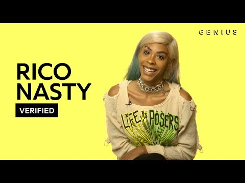 """Rico Nasty """"Poppin"""" Official Lyrics & Meaning 