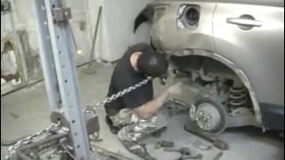 Кузовной ремонт - Кашкай