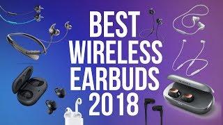 Video Best Wireless Earbuds 2018 | Top 10 Wireless Bluetooth Earbuds download MP3, 3GP, MP4, WEBM, AVI, FLV Juli 2018