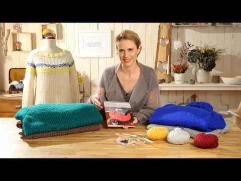 rvo raglan von oben pullover stricken mit rund. Black Bedroom Furniture Sets. Home Design Ideas