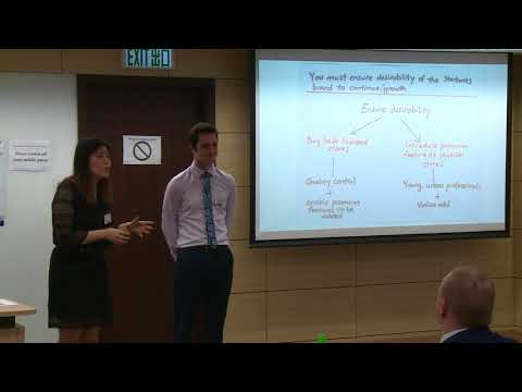 2017 Round 3 University of Auckland - HSBC/HKU Asia Pacific Business Case Competition
