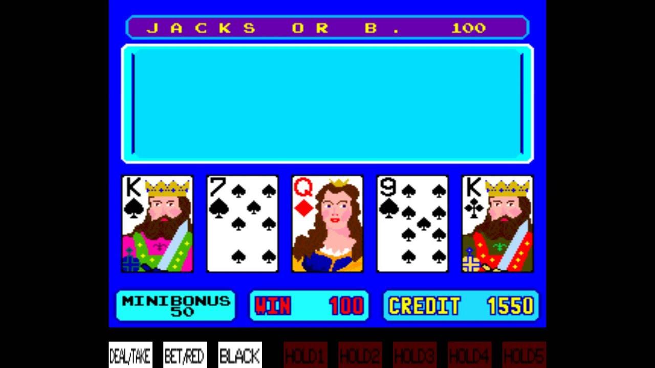 игровой автомат american poker 2
