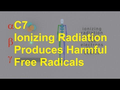 C7 Ionizing Radiation Produces Harmful Free Radicals [HL IB Chemistry]