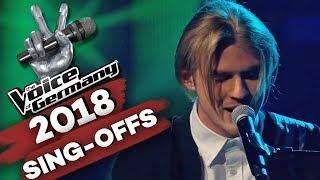 Cro - Bye Bye (Dominik Hartz) | The Voice of Germany | Sing-Offs