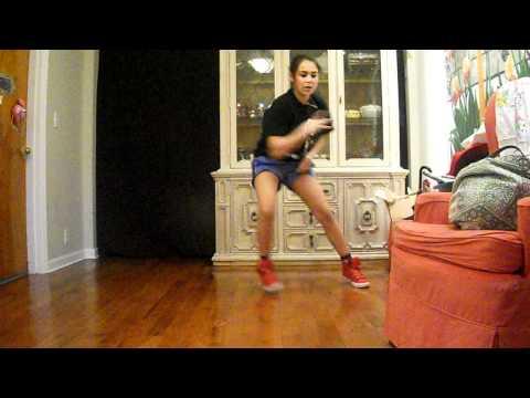 Gabby & Samme Dancing to Dr. Bieber