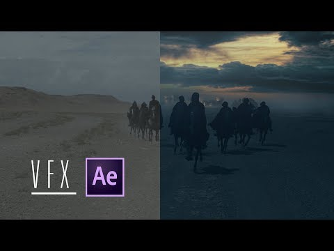 AFTER EFFECTS VFX
