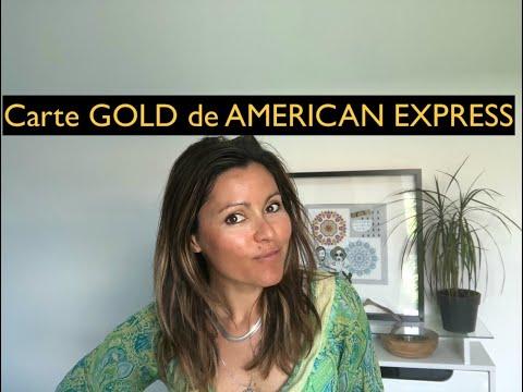 ALERTE Offre Spéciale : Carte Gold American Express