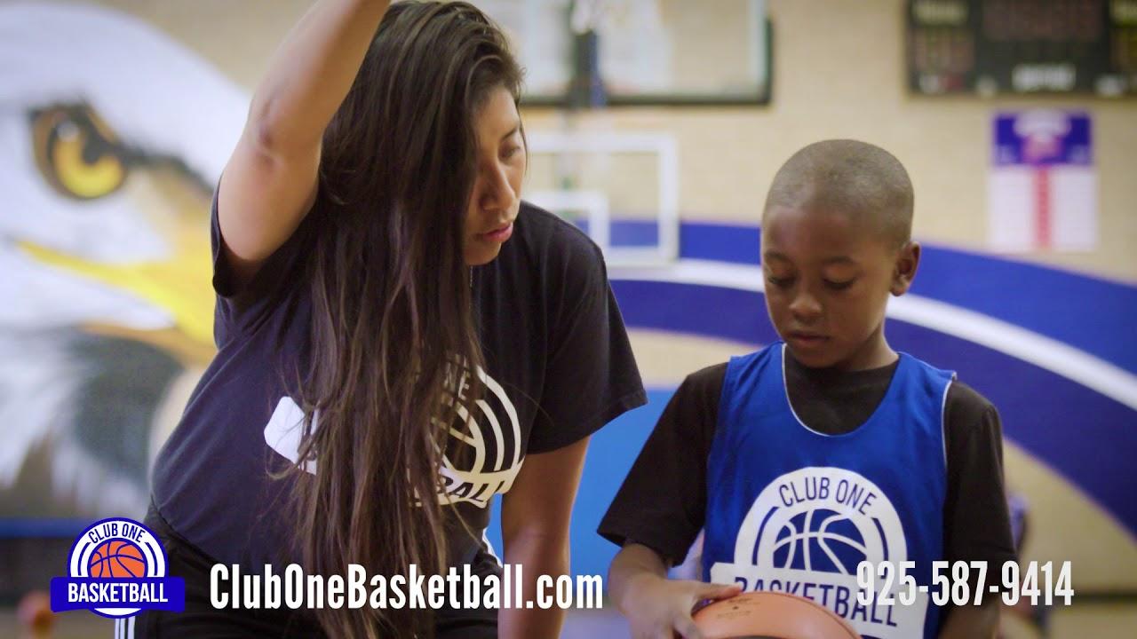 Kids BasketBall Academy California - Club one