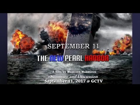 September 11 - New Pearl Harbor - film summary and discussion