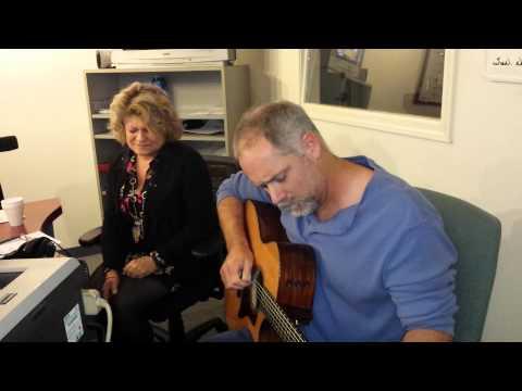 Cindy D. McElroy & Michael Bryant Perform Amazing Grace On The Joe Padula Show