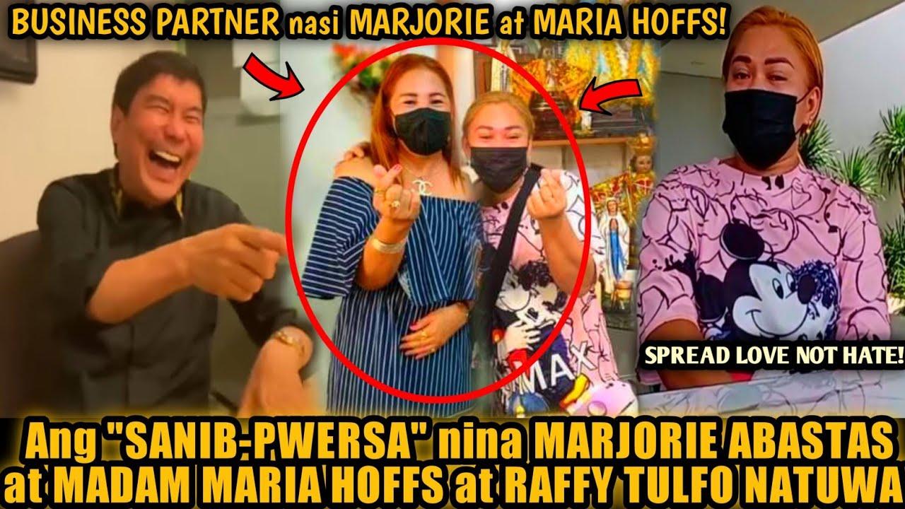 "PART 7 ""SANIB-PWERSA"" nina MARJORIE ABASTAS at MADAM MARIA HOFFS at RAFFY TULFO NAGULAT at NATUWA!"