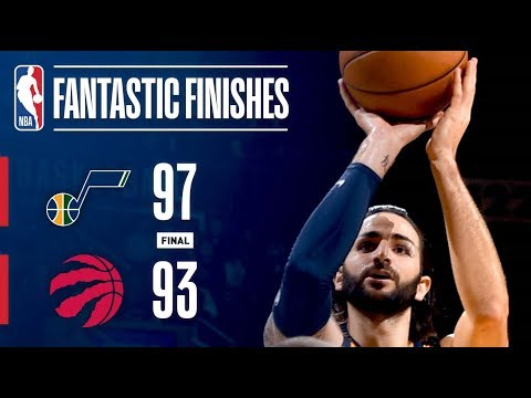 The Jazz and the Raptors Go Down to the Wire in Toronto | January 26, 2018