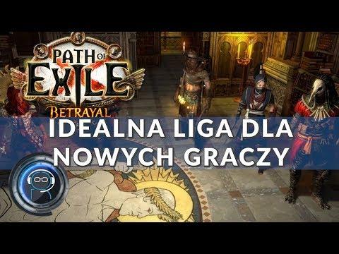 Liga Betrayal - oferta dla nowych graczy | Path of Exile 3.5