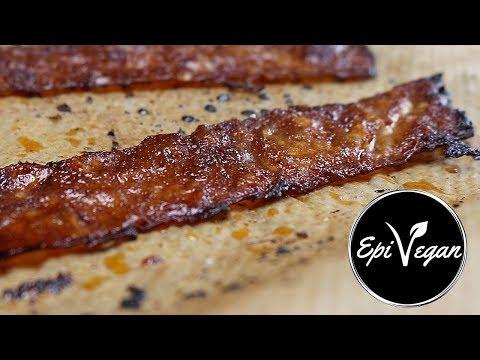 Vegan Bacon Amazingly tasty vegan meat