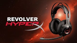 HyperX Cloud Revolver Игровая Гарнитура со студийным звуком  Самый подробный Обзор