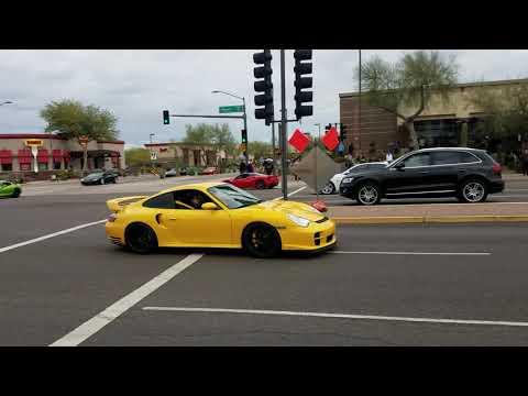 Cars and Coffee Scottsdale Arizona February 2 2019