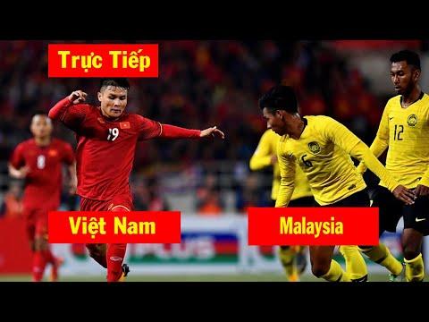 Kết Quả Bóng Đá Việt Nam 1-0 Malaysia - Trực tiếp bóng đá hôm nay - Quang Hải Ghi Bàn