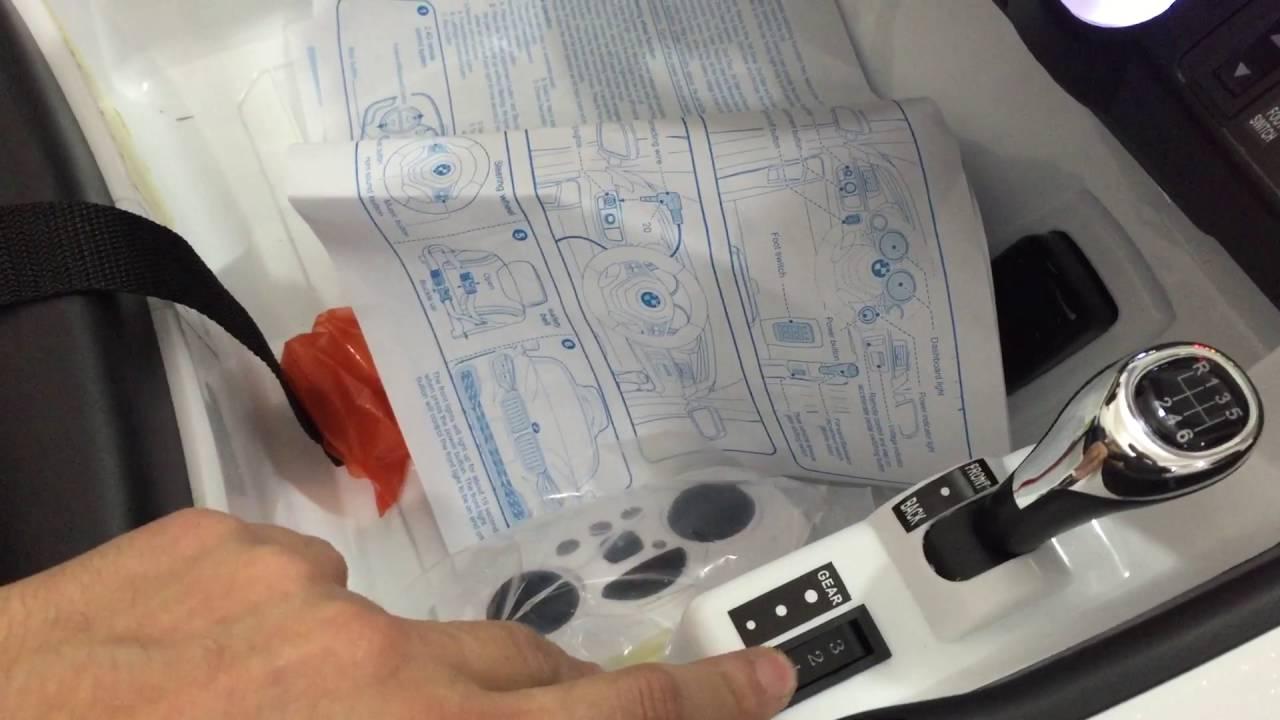 Importador Auto A Bateria Bmw Serie 4 Coupe 12 V Control Remoto Mp3