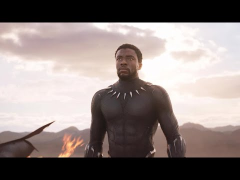 """""""Black Panther"""" review by David Edelstein"""