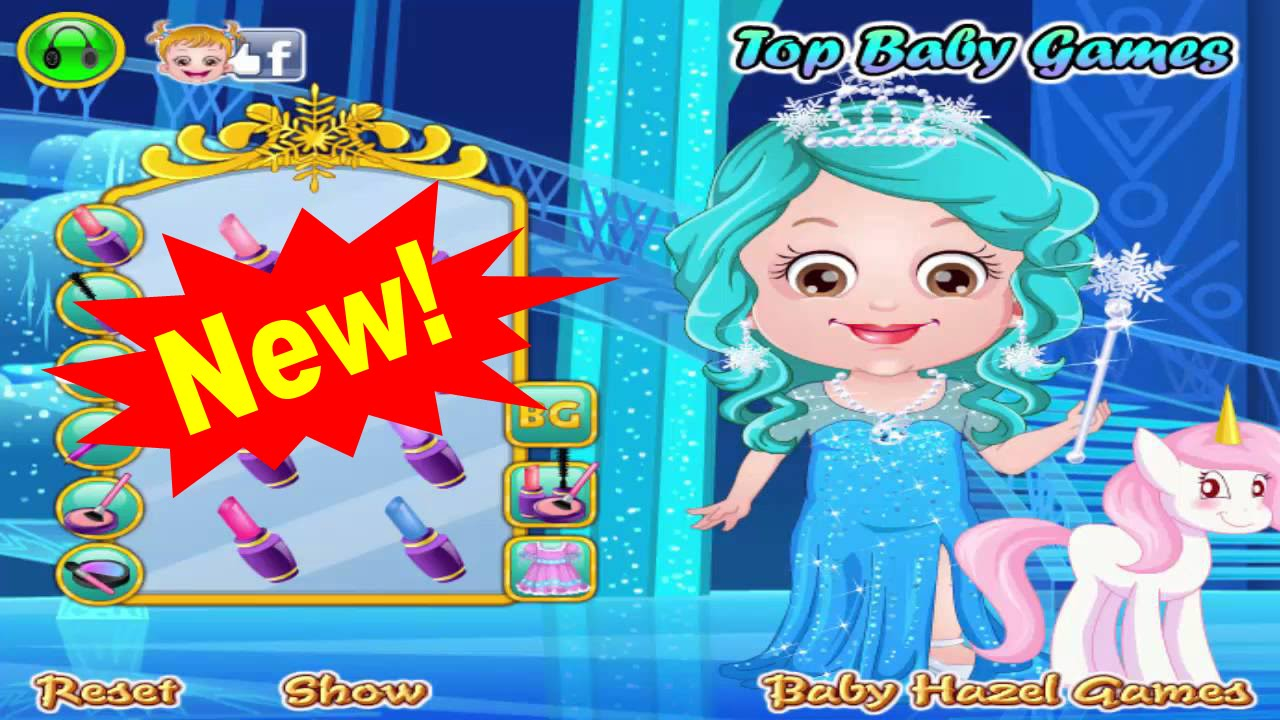 Baby Hazel Ice Princess Dressup Full Episodes - Baby Hazel Game ...