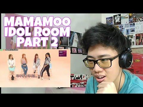 [MAMAMOO] NANO DANCE - IDOL ROOM REACTION | PT2