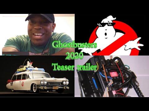 Ghostbusters 2020 teaser trailer