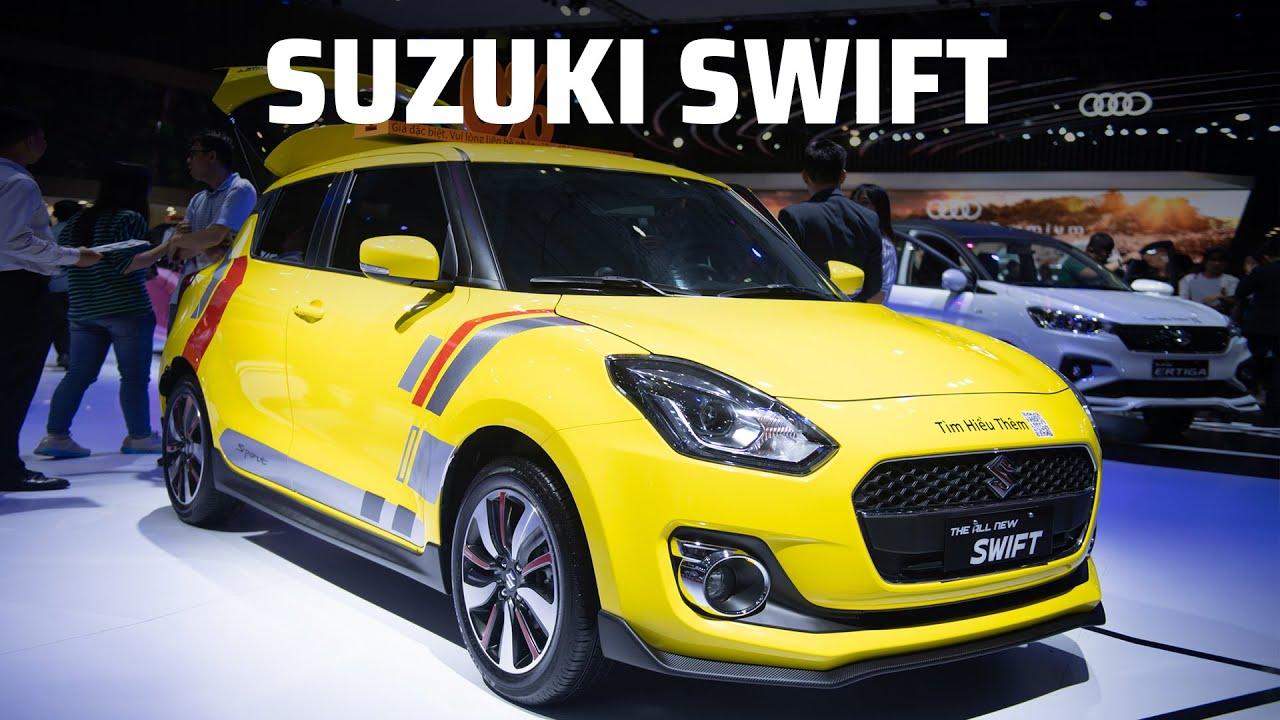 Suzuki Swift xe nhỏ gọn thế hệ hoàn toàn mới