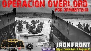 [ARMA3]Operacion Overlord - Desembarco de Normandia