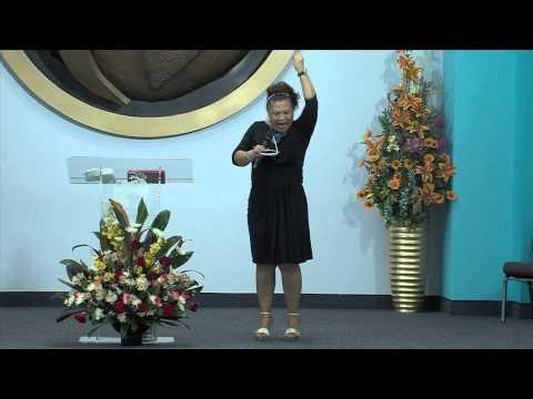 ¡Abraza el Sueño de Dios en tu Corazón! - Minerva Rosario- 6 de julio, 2014 2do Culto