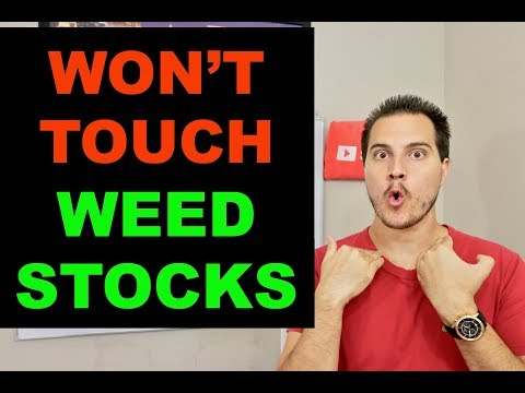 5 REASONS I WON'T TOUCH WEED STOCKS