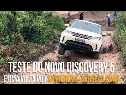 Testamos o novo Discovery 5