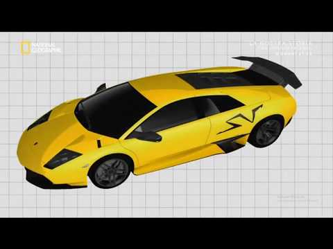 Megafabbriche - Lamborghini Murcielago SV