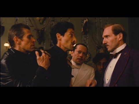 The Grand Budapest Hotel : Bande-annonce [Officielle] VOST HD