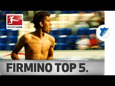 Roberto Firmino - Top 5 Goals