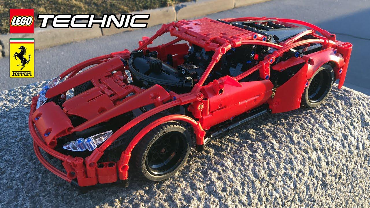 Tributo The Lego Car Blog