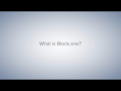 What is Block.one?