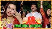 Vipul Roy And Vahbiz Dorabjee Emotional Goodbye To Bappa At Visarjan